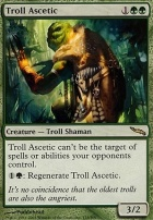 Mirrodin Foil: Troll Ascetic