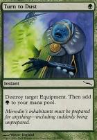 Mirrodin: Turn to Dust