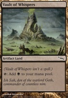 Mirrodin: Vault of Whispers