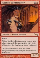 Mirrodin: Vulshok Battlemaster