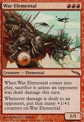 Mirrodin: War Elemental