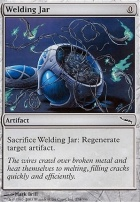 Mirrodin Foil: Welding Jar