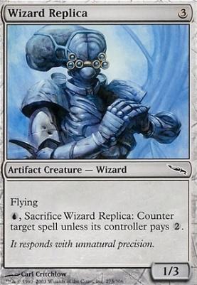 Mirrodin: Wizard Replica