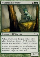 Mirrodin Foil: Wurmskin Forger