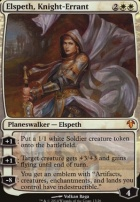 Modern Event Deck: Elspeth, Knight-Errant