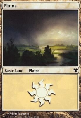 Modern Event Deck: Plains