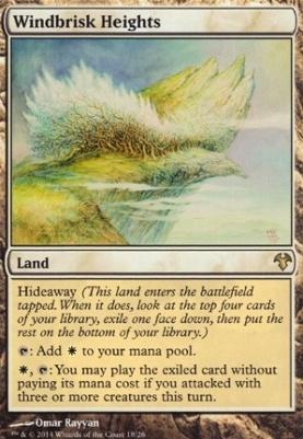 Modern Event Deck: Windbrisk Heights