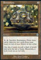 Modern Horizons 2 Variants: Brainstone (Retro Frame)