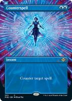 Modern Horizons 2 Variants: Counterspell (Borderless)
