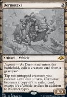 Modern Horizons 2 Variants Foil: Dermotaxi (Showcase)