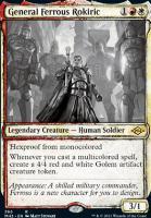 Modern Horizons 2 Variants: General Ferrous Rokiric (Showcase)