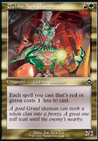 Modern Horizons 2 Variants Foil: Goblin Anarchomancer (Retro Frame)