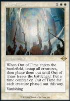 Modern Horizons 2 Variants: Out of Time (Foil-Etched Retro Frame)