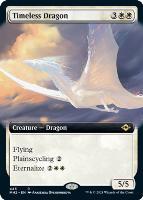 Modern Horizons 2 Variants: Timeless Dragon (Extended Art)