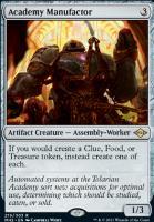 Modern Horizons 2: Academy Manufactor