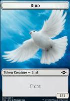 Modern Horizons 2 Foil: Bird Token