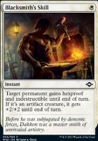 Modern Horizons 2: Blacksmith's Skill