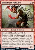 Modern Horizons 2 Foil: Bloodbraid Marauder