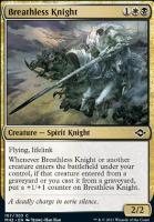 Modern Horizons 2 Foil: Breathless Knight