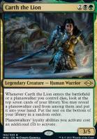 Modern Horizons 2: Carth the Lion