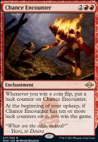 Modern Horizons 2: Chance Encounter (Foil-Etched)