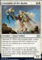Modern Horizons 2: Constable of the Realm