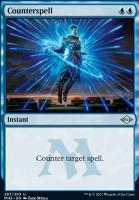 Modern Horizons 2: Counterspell (Foil-Etched)