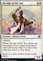 Modern Horizons 2: Disciple of the Sun