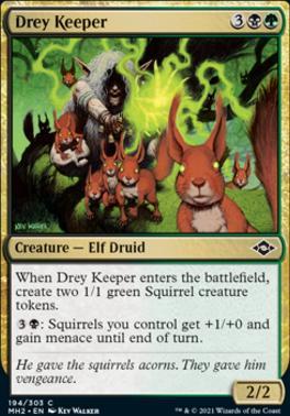 Modern Horizons 2: Drey Keeper