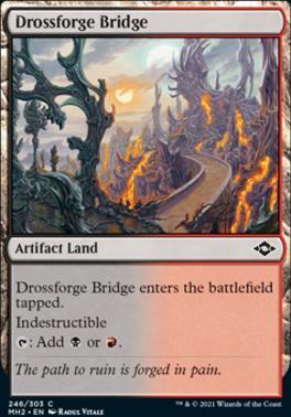 Modern Horizons 2: Drossforge Bridge