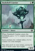 Modern Horizons 2 Foil: Duskshell Crawler