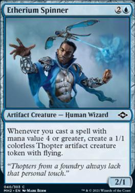 Modern Horizons 2: Etherium Spinner
