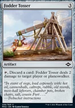 Modern Horizons 2: Fodder Tosser