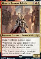 Modern Horizons 2: General Ferrous Rokiric