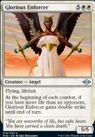 Modern Horizons 2: Glorious Enforcer