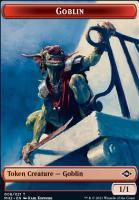 Modern Horizons 2 Foil: Goblin Token