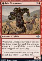 Modern Horizons 2: Goblin Traprunner