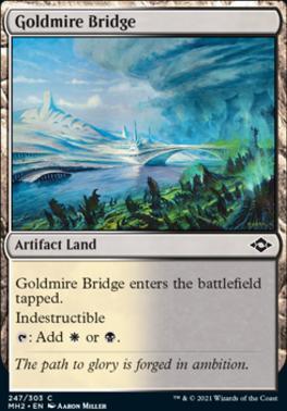 Modern Horizons 2: Goldmire Bridge