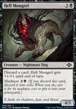 Modern Horizons 2: Hell Mongrel