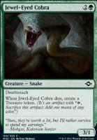 Modern Horizons 2: Jewel-Eyed Cobra