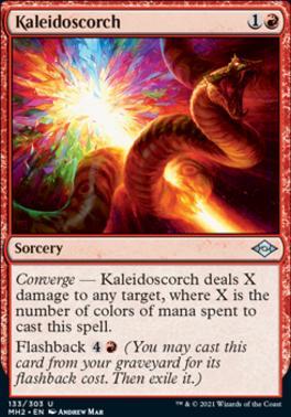 Modern Horizons 2: Kaleidoscorch