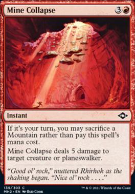 Modern Horizons 2: Mine Collapse