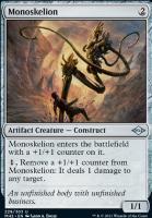 Modern Horizons 2 Foil: Monoskelion