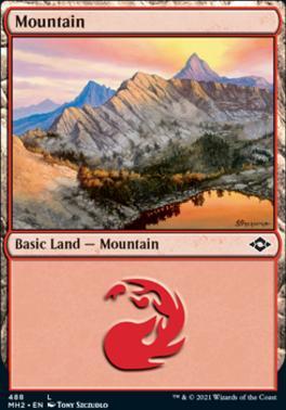 Modern Horizons 2: Mountain (488)