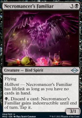 Modern Horizons 2: Necromancer's Familiar