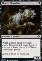 Modern Horizons 2: Nested Shambler