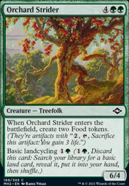 Modern Horizons 2: Orchard Strider