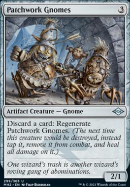 Modern Horizons 2: Patchwork Gnomes