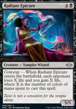 Modern Horizons 2 Foil: Radiant Epicure