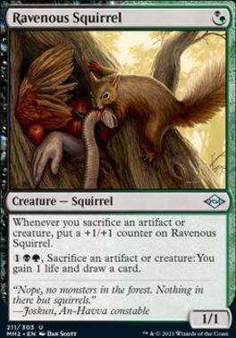 Modern Horizons 2: Ravenous Squirrel